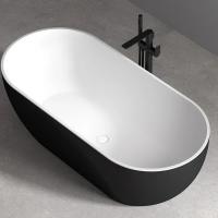 Abber AB9241MB Ванна отдельностоящая 172 х 79 см