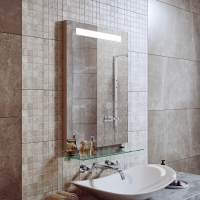 Alavann PD-0116 Зеркало с подсветкой Neve 70х80 см