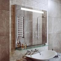 Alavann PD-0118 Зеркало с подсветкой Neve 90х80 см