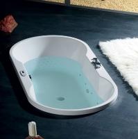 Alpen IO 16611 Ванна акриловая 180x85