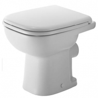 Duravit D-Code 210809 Унитаз приставной