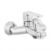 E.C.A Nita 102102475 Смеситель для ванны, настенный монтаж