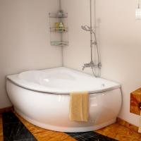 Esse Flores Ванна из литьевого мрамора 150x100