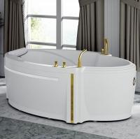 Fra Grande Ницца Ванна акриловая 190x110