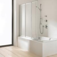 Huppe Alpha шторки для ванной 140 см