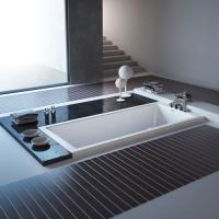 Jacuzzi Moove Ванна акриловая 160x70