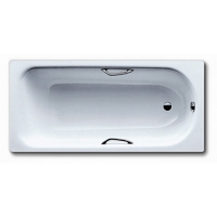 Kaldewei Eurowa 312 Ванна стальная с ручками 170x70