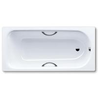 Kaldewei Sanilux Star 343 Ванна стальная с ручками 170x75