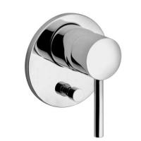 Kludi Bozz 387160576  Встраиваемый смеситель для ванны и душа