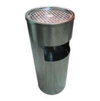 Ksitex GB-20L Мусорное ведро с пепельницей