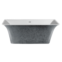 Lagard Evora Treasure Silver Ванна акриловая 160x77