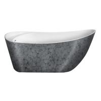Lagard Minotti Treasure Silver Ванна акриловая 170x76
