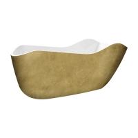 Lagard Teona Treasure Gold Ванна акриловая 172x79