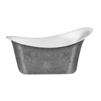 Lagard Tiffany Treasure Silver Ванна акриловая 175x82