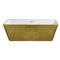 Lagard Vela Treasure Gold Ванна акриловая 168x80
