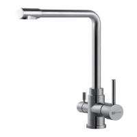 Lemark Expert LM5060S Для кухни с изливом для питьевой воды