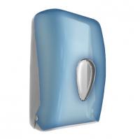 Nofer 05118.T Диспенсер для бумажных полотенец синий