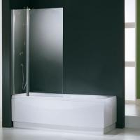 Novellini Aurora 3 Шторка на ванну 98x150 см