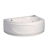Novitek Corona  160*100 ванна акриловая угловая
