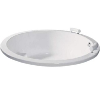 Novitek Omega 170 ванна акриловая круглая