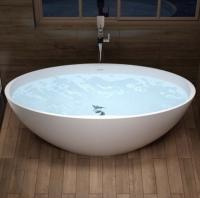 Ns Bath NSB-1575M Ванна из литого мрамора 150x75