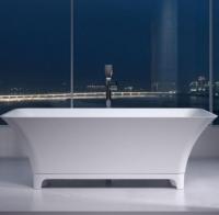 Ns Bath NSB-1780M Ванна из литого мрамора 170x80
