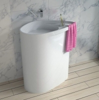 Ns Bath NSF-8572M Раковина напольная 72 см