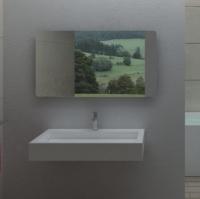 Ns Bath NSS-8048M Раковина подвесная, 80 см