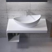 Ns Bath NST-6733M Раковина накладная 67 см
