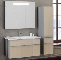 Smile Кристалл 90 Мебель для ванной 90 см