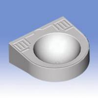 Portinox LVR-36-NC Умывальник