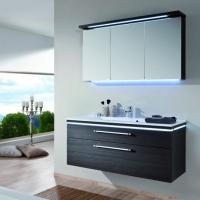 Puris Cool Line 120 Мебель для ванной (на 2 раковины)