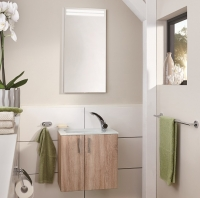 Puris For Guests 50 Мебель для ванной