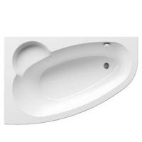 Ravak Asymmetric C461000000 Ванна акриловая 160x105