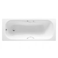 Roca Princess 72209E0000 Ванна стальная с ручками 170x70
