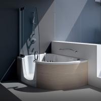 Teuco 383 173*117 комбинированная ванна