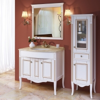 Timo Aura 90 M-R Мебель для ванной 90 см