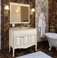 Timo Aura 100 M-R Мебель для ванной, 100 см