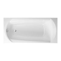 Vagnerplast Ebony Ванна акриловая прямоугольная 160x75