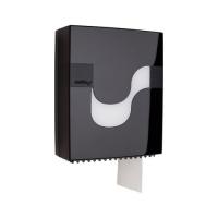 Vsi Sanitary Megamini Mini Jumbo BLACK Диспенсер для бумаги