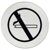 Vsi Sanitary «Не курить» - Matt Steel Информационная табличка