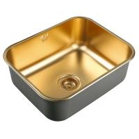Zorg SZR 5343 Bronze Мойка для кухни