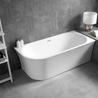 Abber AB9257-1.7 R Акриловая ванна 170x78