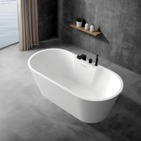 Abber AB9299-1.7 Акриловая ванна 170x80