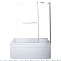 Aquanet SG-1200 209412 Шторка для ванны 120x150