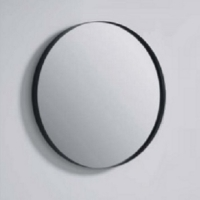 Aqwella 5 звезд RM RM0208BLK Зеркало для ванной 80 см, черный