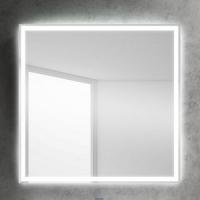 BelBagno SPC-GRT-600-600-LED-BTN Зеркало с подсветкой 60x60 см
