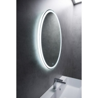 BelBagno SPC-VST-600-800-LED-BTN Зеркало сенсорное/кнопочное с п