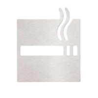 """Bemeta 111022015 Информационная табличка """"Курить разрешено"""", мат"""