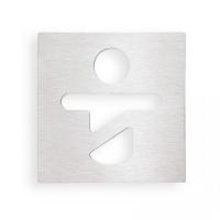 """Bemeta 111022062 Информационная табличка """"Детская ванная комната"""